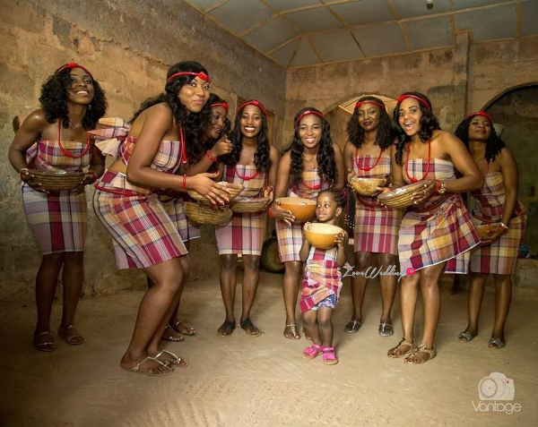 Nigerian Traditional Wedding - Joy and Jonathan LoveweddingsNG