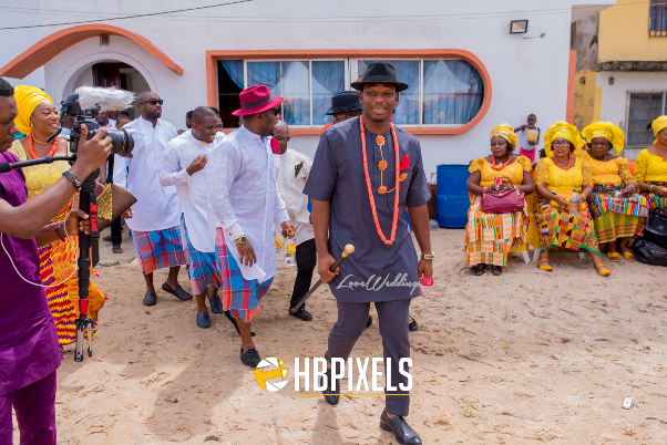 Nigerian Traditional Wedding Opobo LoveweddingsNG #BevTam2016 2