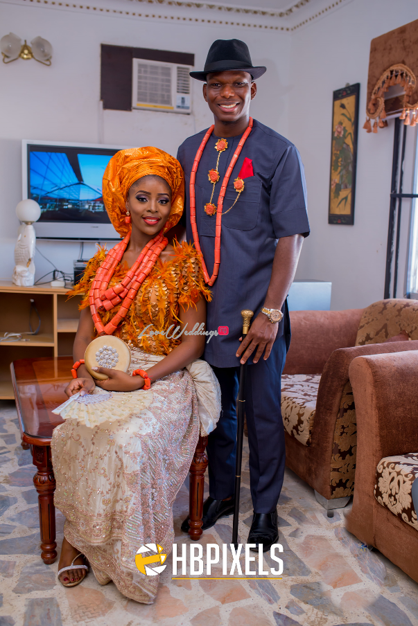 Nigerian Traditional Wedding Opobo LoveweddingsNG #BevTam2016 3