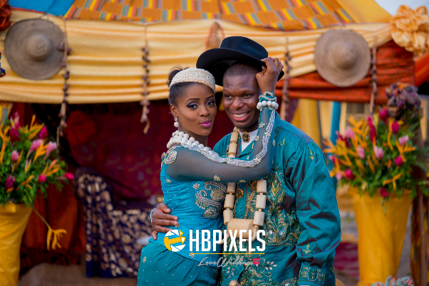 Nigerian Traditional Wedding Opobo LoveweddingsNG #BevTam2016 6