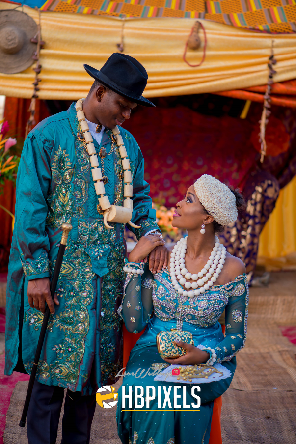 Nigerian Traditional Wedding Opobo LoveweddingsNG #BevTam2016 8