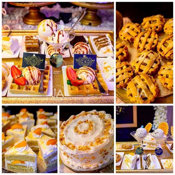 Nigerian Traditional Wedding Ranti and Isaac LoveweddingsNG 2706 Events Desserts Sweet Cravings Desserts 3