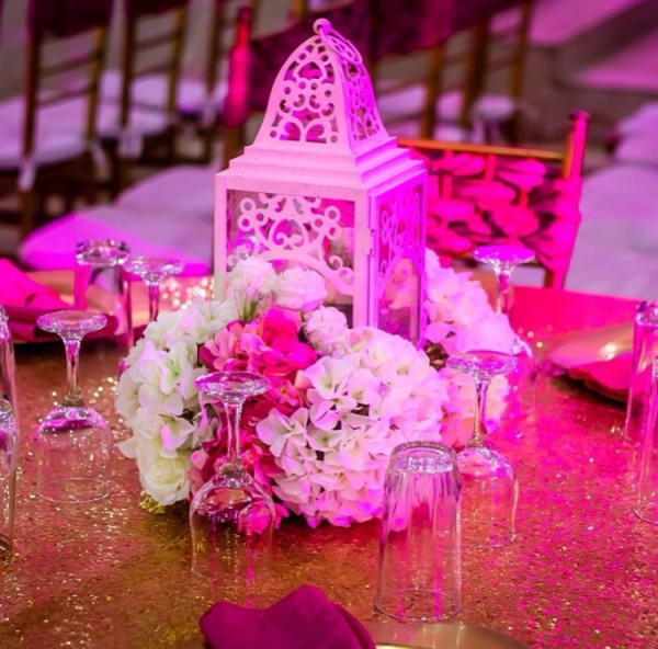 Nigerian Wedding Decor #ThePsalms2016 Vania Events Solution LoveweddingsNG2