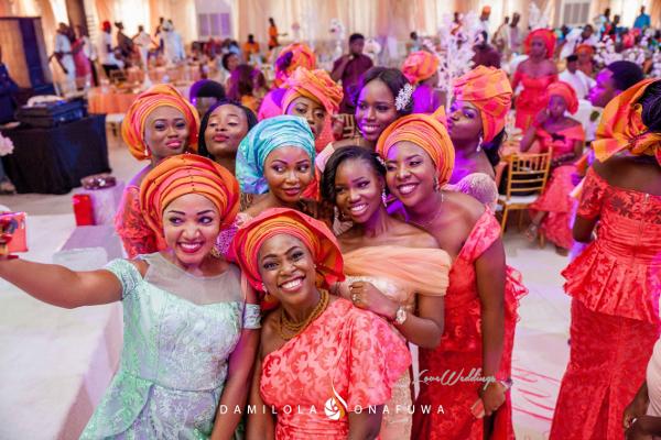 Nigerian Wedding #ElAmie2016 Amelia and Elaye LoveweddingsNG DO Weddings 30