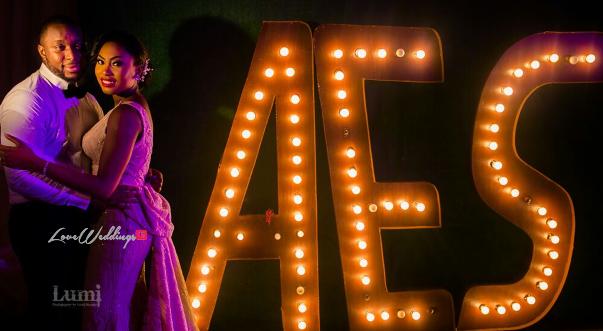 Nigerian Wedding #MeetTheShyngles Adeola and Ayodeji 2706 Events Lights