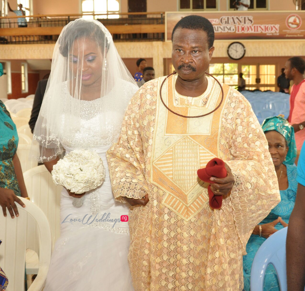Nigerian White Wedding Aleyie and Itse LoveweddingsNG 16