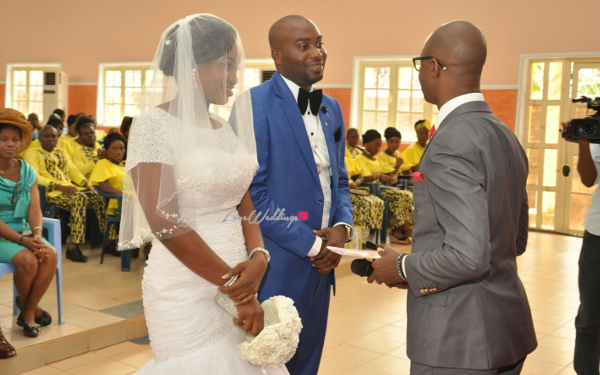 Nigerian White Wedding Aleyie and Itse LoveweddingsNG 17