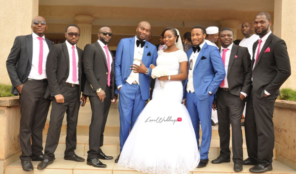 Nigerian White Wedding Aleyie and Itse LoveweddingsNG 18