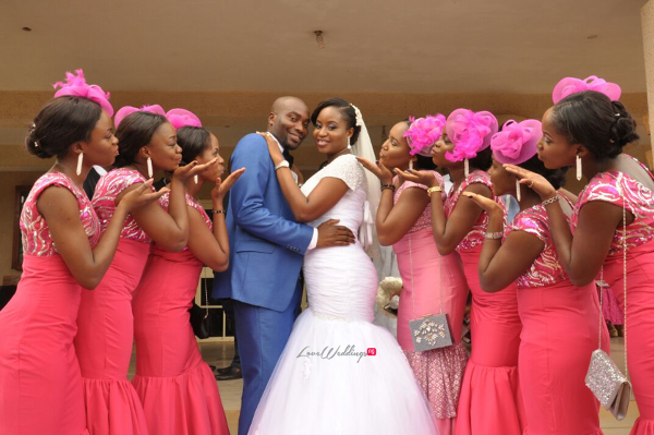 Nigerian White Wedding Aleyie and Itse LoveweddingsNG 19