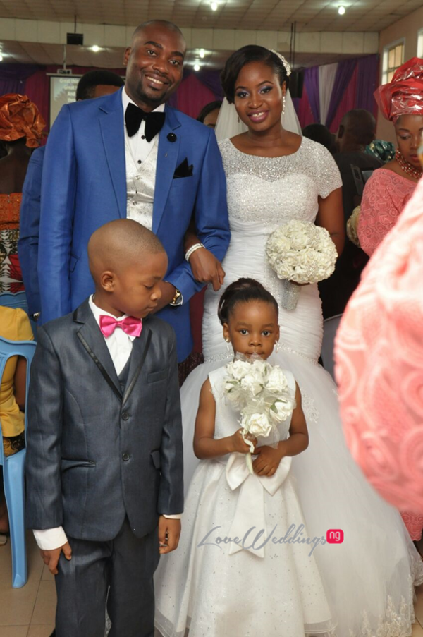 Nigerian White Wedding Aleyie and Itse LoveweddingsNG 20