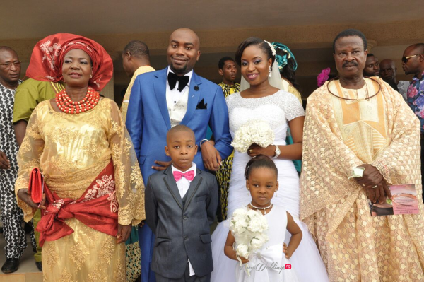 Nigerian White Wedding Aleyie and Itse LoveweddingsNG 21