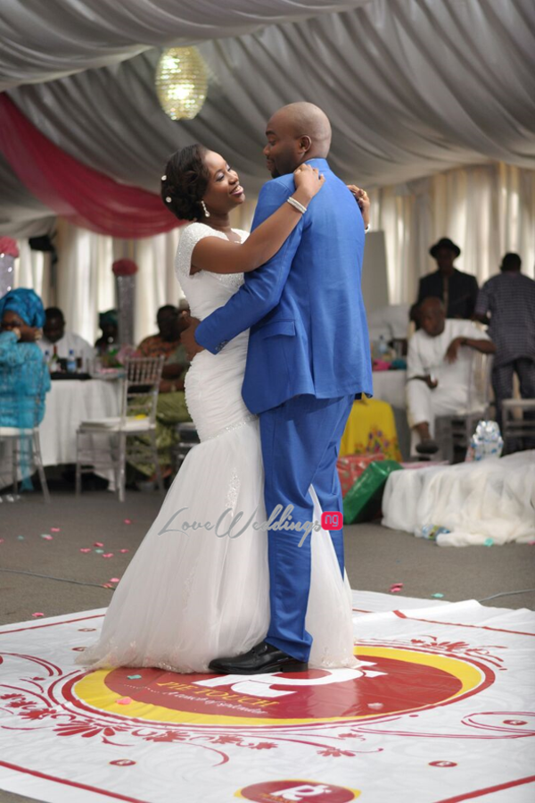 Nigerian White Wedding Aleyie and Itse LoveweddingsNG 37