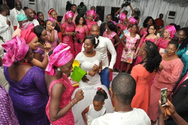 Nigerian White Wedding Aleyie and Itse LoveweddingsNG 8