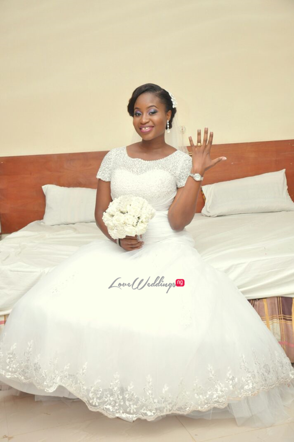 Nigerian White Wedding Aleyie and Itse LoveweddingsNG 9