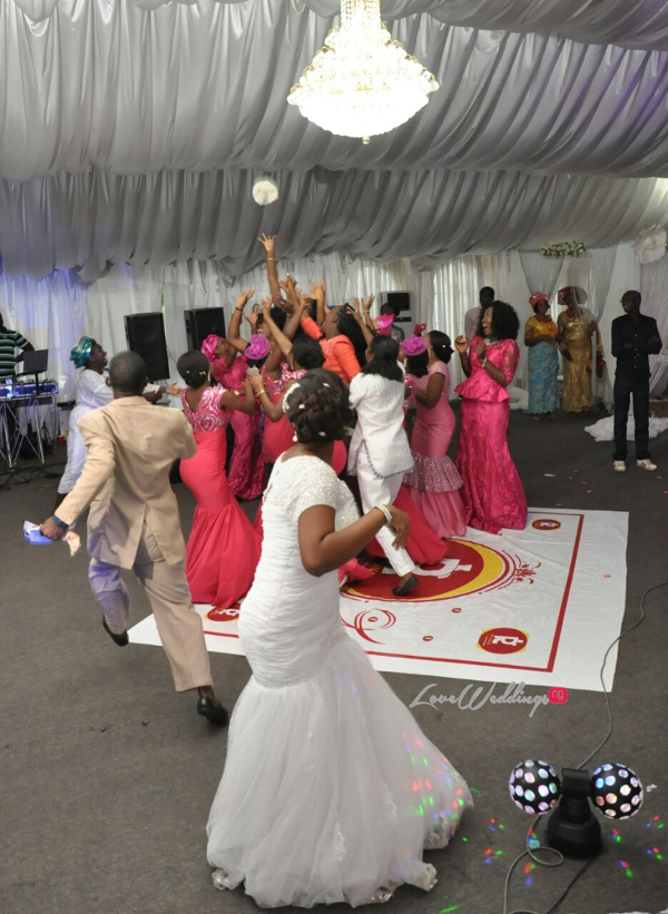 Nigerian White Wedding Aleyie and Itse LoveweddingsNG