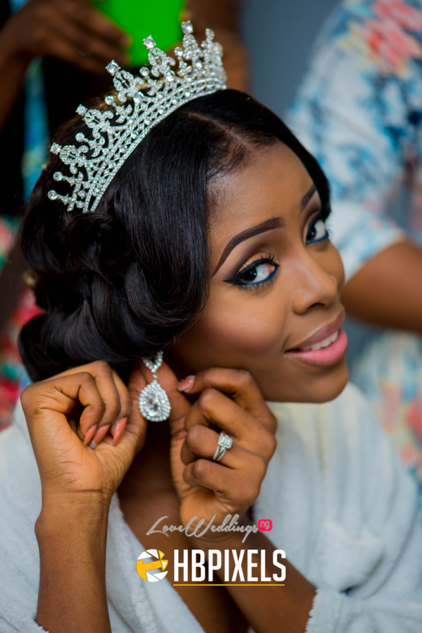 Nigerian White Wedding - Beverly and Tammy LoveweddingsNG bride 2