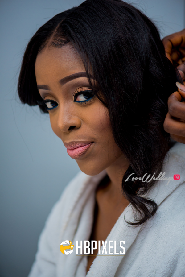 Nigerian White Wedding - Beverly and Tammy LoveweddingsNG bride