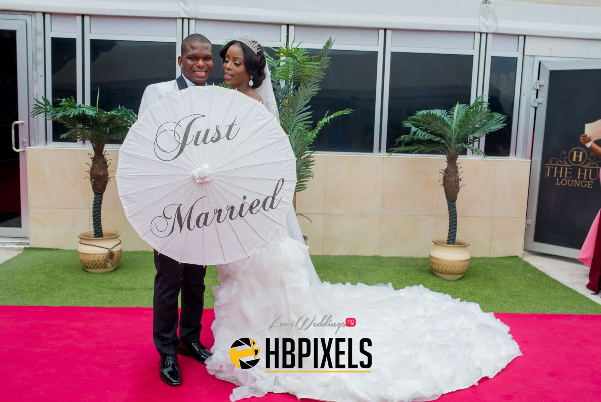 Nigerian White Wedding - Beverly and Tammy LoveweddingsNG