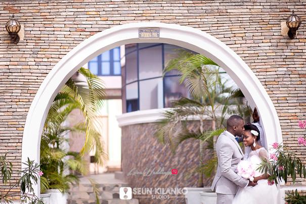 Nigerian White Wedding Folake and Dotun Seun Kilanko Studios LoveweddingsNG 10
