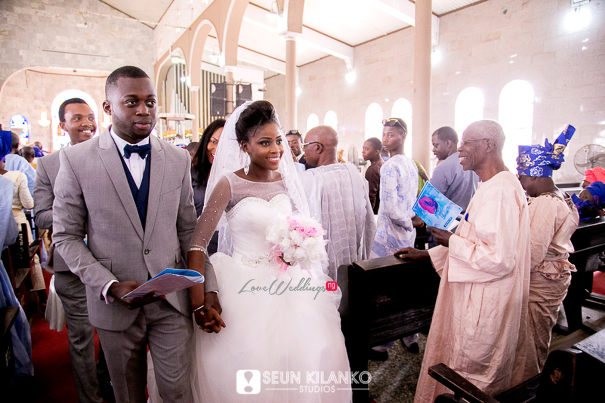 Nigerian White Wedding Folake and Dotun Seun Kilanko Studios LoveweddingsNG 4