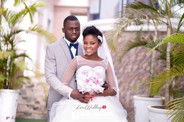 Nigerian White Wedding Folake and Dotun Seun Kilanko Studios LoveweddingsNG 7