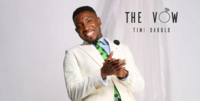 Music: Timi Dakolo – 'The Vow'