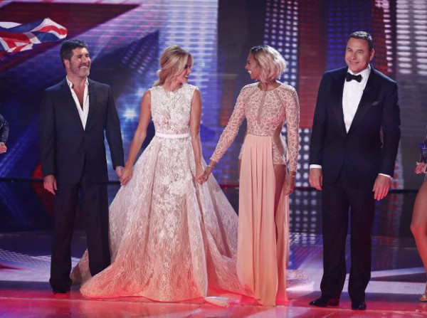 Britains Got Talent 2016 Final Judges LoveweddingsNG