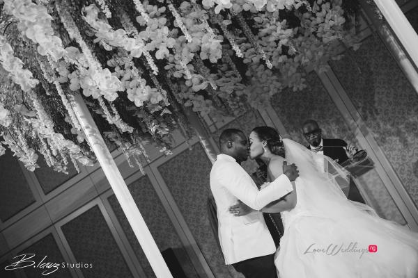 Coco Adeleke and Caleb Adaji White Wedding in Dubai BLawz Studios LoveweddingsNG 10