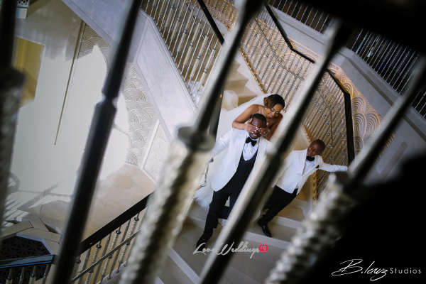 Coco Adeleke and Caleb Adaji White Wedding in Dubai BLawz Studios LoveweddingsNG 4