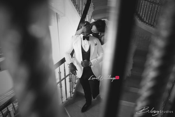 Coco Adeleke and Caleb Adaji White Wedding in Dubai BLawz Studios LoveweddingsNG 5