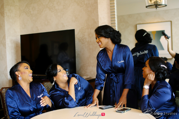 Coco Adeleke and Caleb Adaji White Wedding in Dubai BLawz Studios LoveweddingsNG