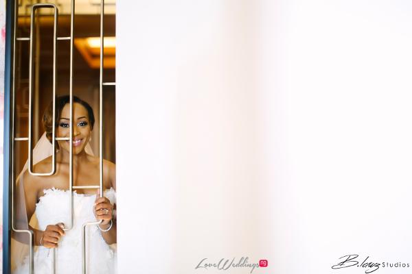 Coco Adeleke and Caleb Adaji White Wedding in Dubai Bride BLawz Studios LoveweddingsNG 2