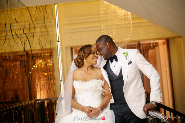 Official Pictures from Coco & Caleb's Dubai Wedding | B.Lawz Studios