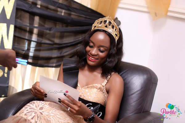 Dami's Beyonce Themed Bridal Shower Partito By Ronnie Bride LoveweddingsNG 3
