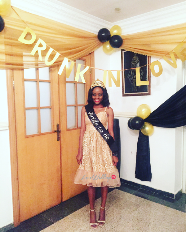 Dami's Beyonce Themed Bridal Shower Partito By Ronnie Bride LoveweddingsNG