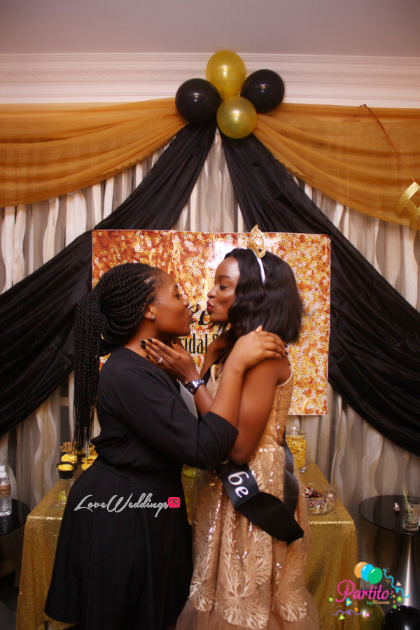 Dami's Beyonce Themed Bridal Shower Partito By Ronnie Bride and Friends LoveweddingsNG 2