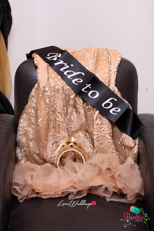 Dami's Beyonce Themed Bridal Shower Partito By Ronnie Bride to Be Seat LoveweddingsNG