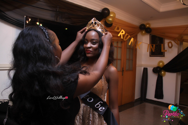 Dami's Beyonce Themed Bridal Shower Partito By Ronnie LoveweddingsNG 3