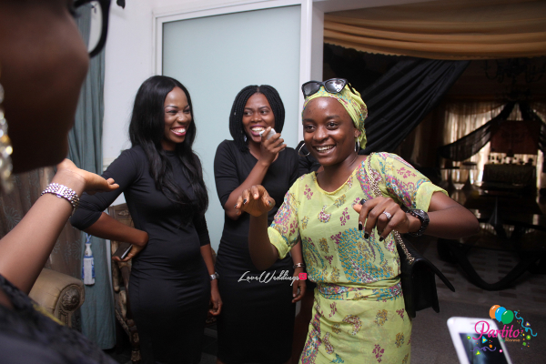 Dami's Beyonce Themed Bridal Shower Partito By Ronnie LoveweddingsNG
