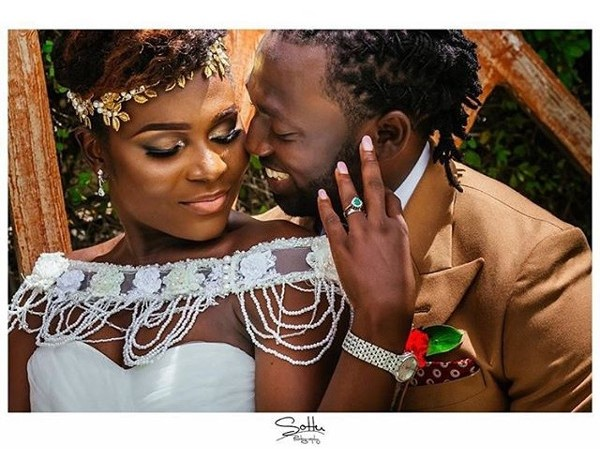 Exclusive: Watch Highlights from Jide & Morayo Odukoya's Wedding | A Timmy Davies Film