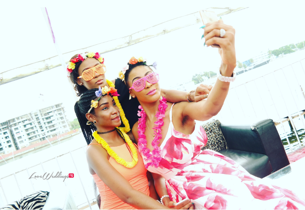 Keona's Hawaian Themed Bridal Shower Partito by Ronnie LoveweddingsNG 8