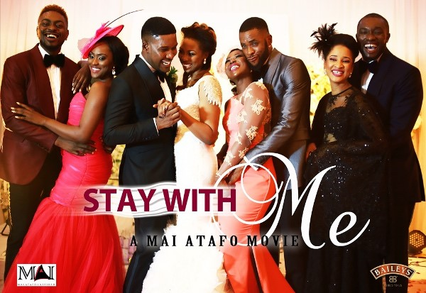 Fashion Designer, Mai Atafo releases Trailer for 'Stay with Me, the Movie'