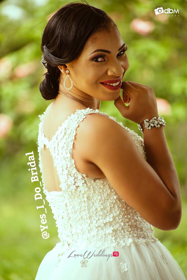 Nigerian Bridal Inspiration Yes I Do Bridals LoveweddingsNG 1