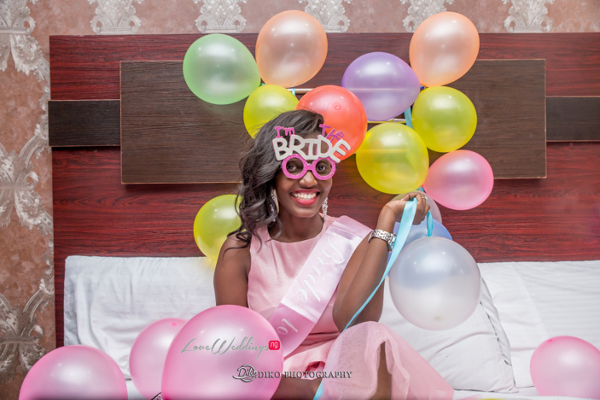 Nigerian Bridal Shower Esther and Ben Bride Diko Photography LoveweddingsNG