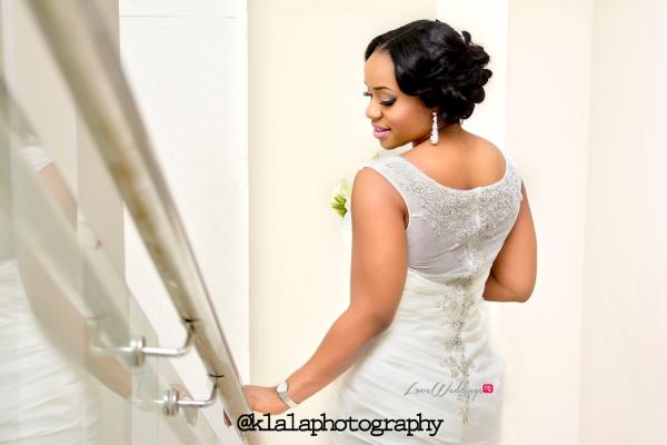 Nigerian Bride Isioma and Ifeanyi LoveweddingsNG Klala Photography