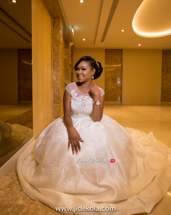 Nigerian Bride JBliving #IntroducingTheSydneys LoveweddingsNG Jide Kola