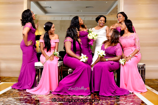 Isioma and Ifeanyi's White Wedding | Klala Photography