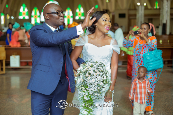 Nigerian Couple Church Grace and Pirzing LoveweddingsNG Diko Photography  4