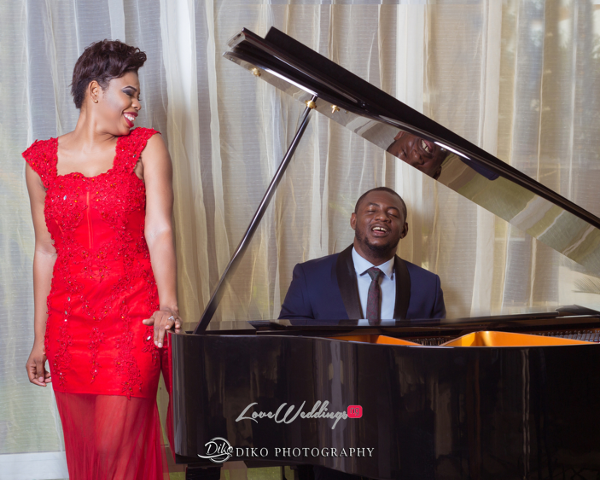 Nigerian Engagement Shoot Aries and Henry LoveweddingsNG Diko Photography