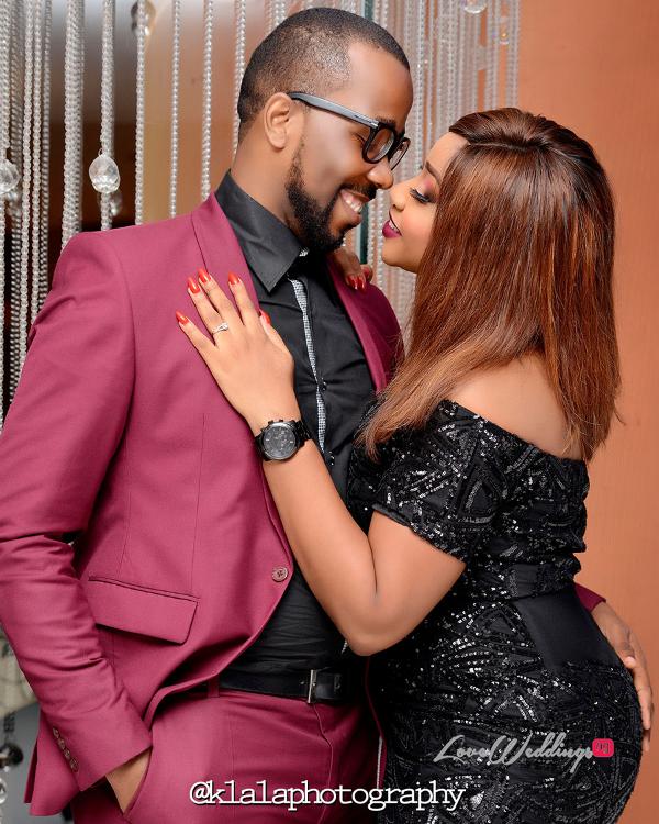 Nigerian Engagement Shoot Chichi and Stan LoveweddingsNG Klala Photography 14